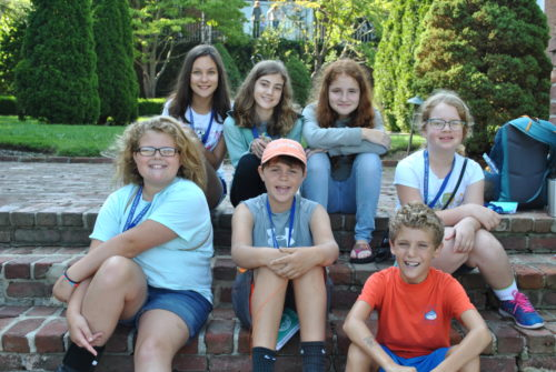 Passportkids group picture