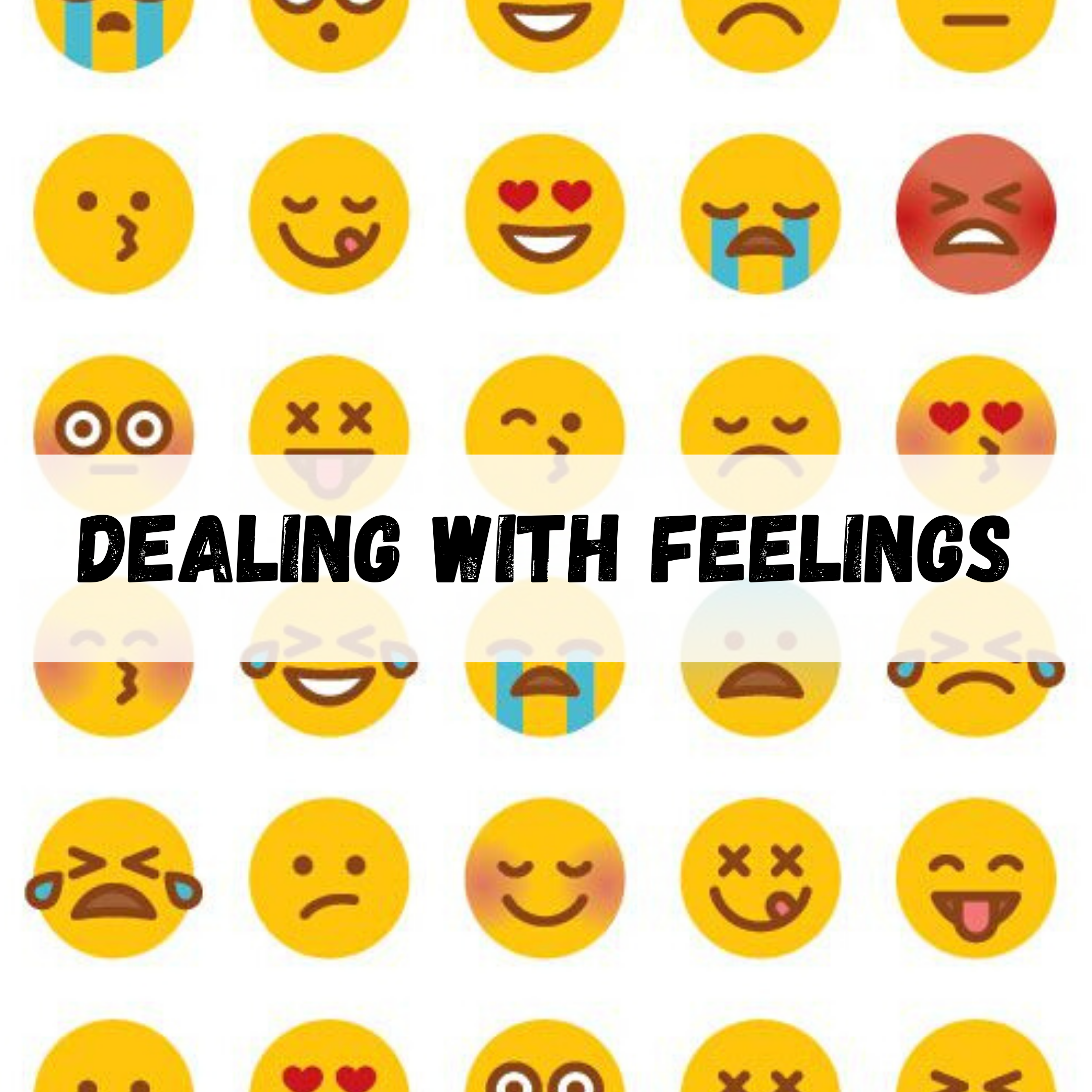 Dealing with Feelings: Happy Image