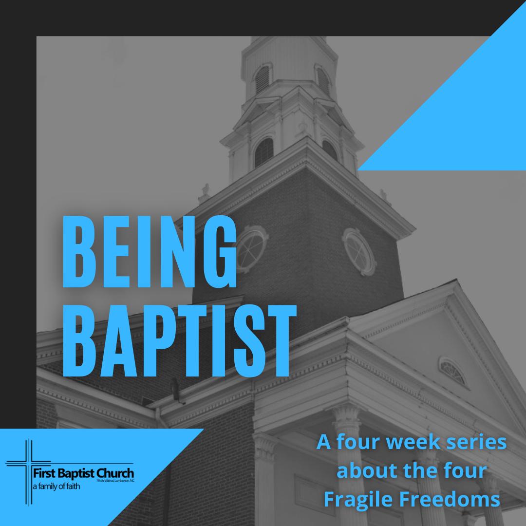 Being Baptist